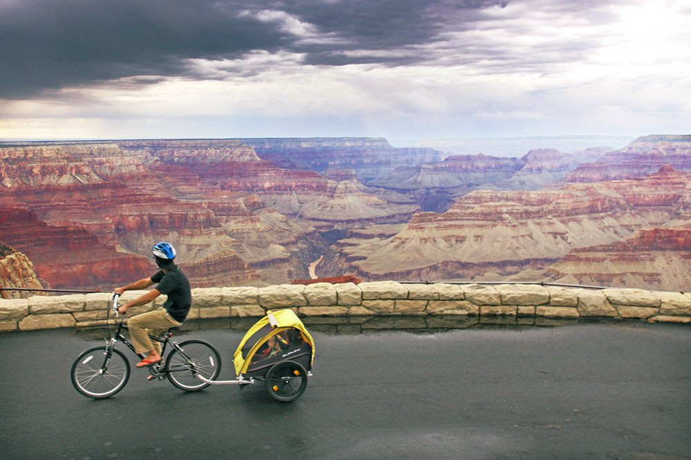 Tour the Grand Canyon on a Bike: https://t.co/fY5zm86FfH