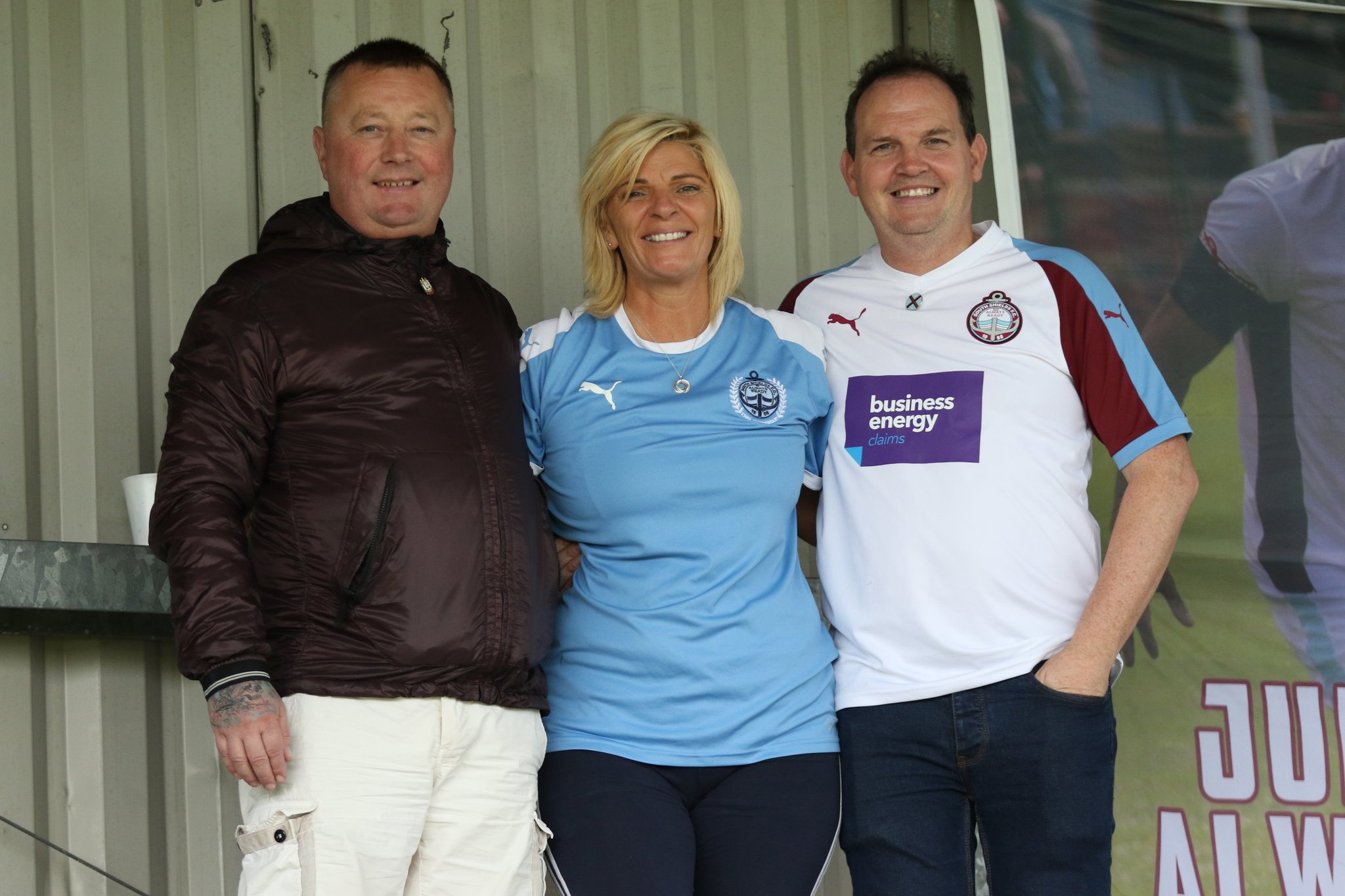 """south shields fc on twitter """"a huge thanks to all of our"""
