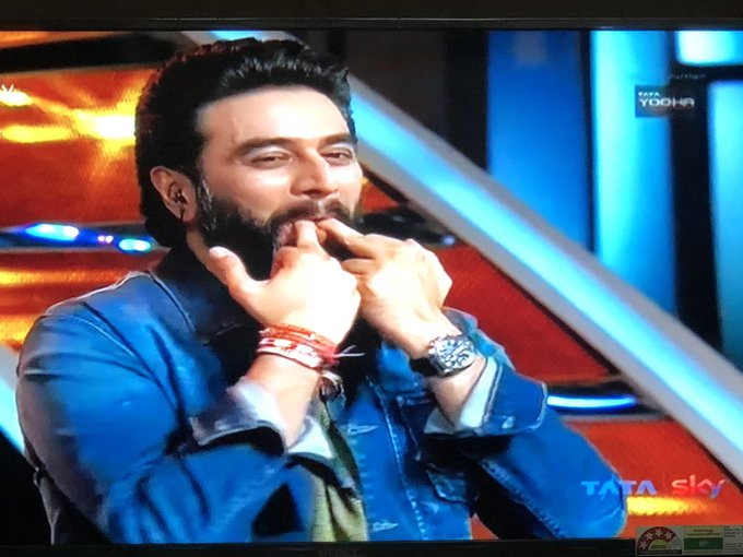 @ShekharRavjiani Loved the first episode of #SRGMP #2018👌🏻😍 It's a fab show🙌😍 So happy to see and hear you🤗💞🙌😘💫 U looked awesome and it was so good to hear you speak😍😘💞 Look forward to your single!! ❤️ Photo