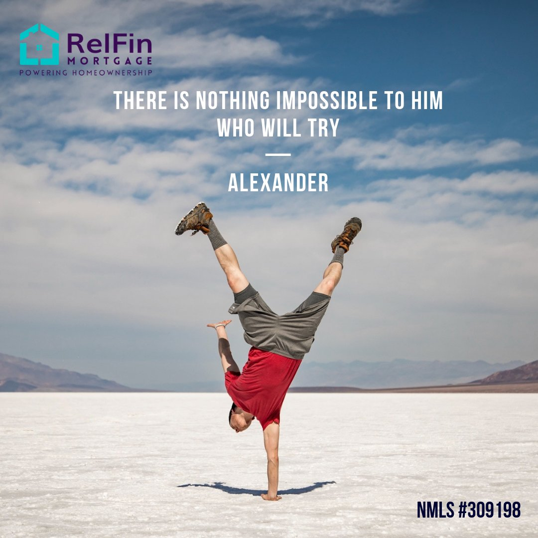 """reliance financial в """"there is nothing impossible to him"""