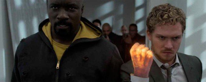 Disney y Netflix cancelan #IronFist definitivamente tras dos temporadas Photo