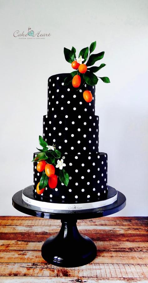 Dots ... https://t.co/mAYj2Yxhbp #cake #cakedecorating https://t.co/hy4rwKhPEB