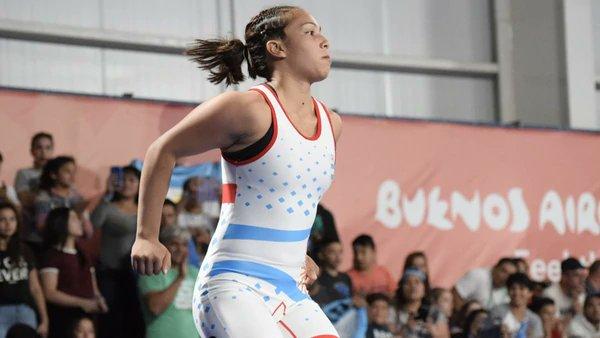 #BuenosAires2018 Linda Machuca aseguró otra medalla para Argentina en lucha: cuándo competirá por el oro Foto