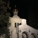 Image for the Tweet beginning: L'église Sainte Barbara de Vevey