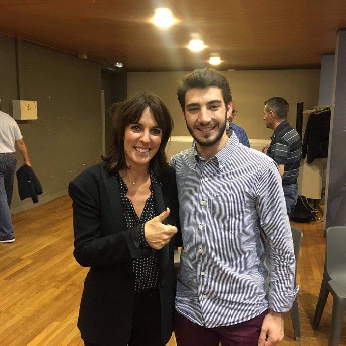 Toutes mes félicitations à @LArribage pour cette très belle victoire ! 👏 Unis et déterminés, nous allons poursuivre ensemble le travail déjà accompli en Haute-Garonne ! 💪 #ElectionsInternes2018 Photo