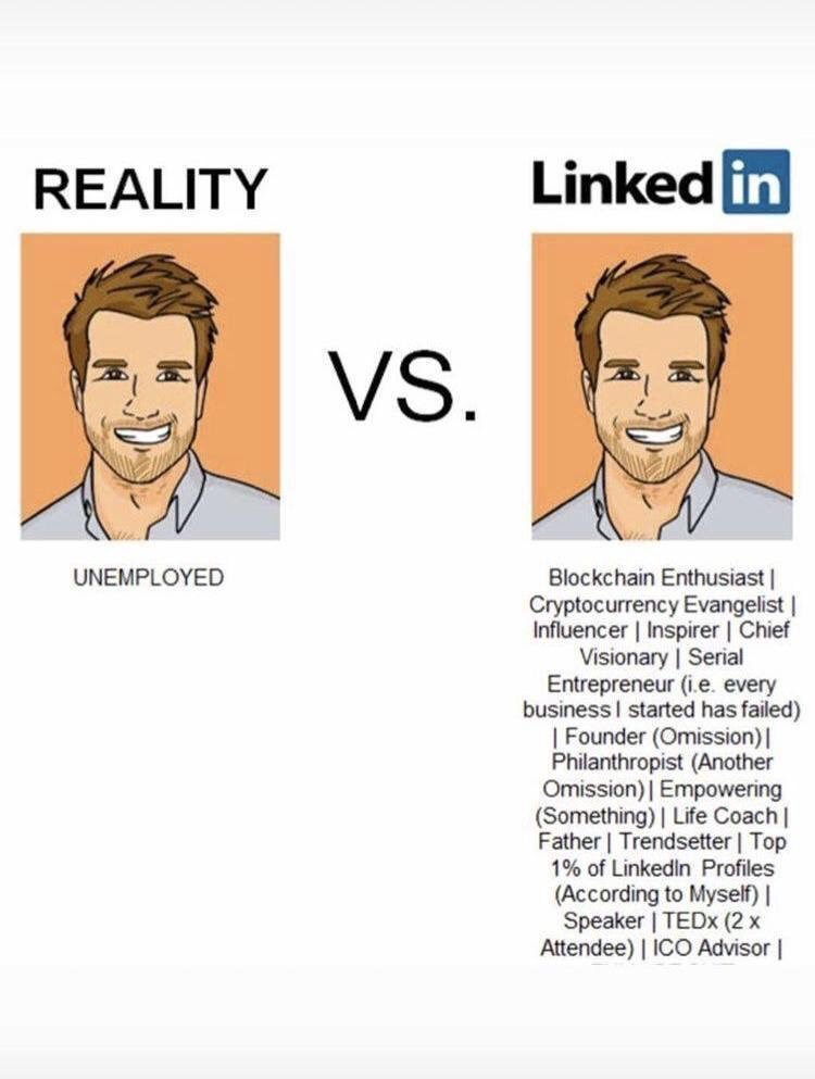 "Tammy Han on Twitter: ""My favorite LinkedIn meme as of recent… """