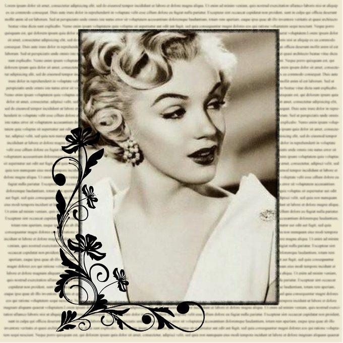 Marilyn Monroe - Page 10 DpaP3UFVsAAuHve