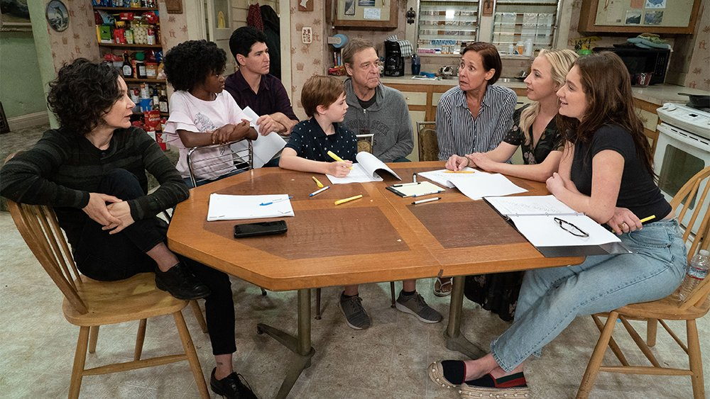 TV Review: #Roseanne spin-off #TheConners https://t.co/CcgZ12Qlzw