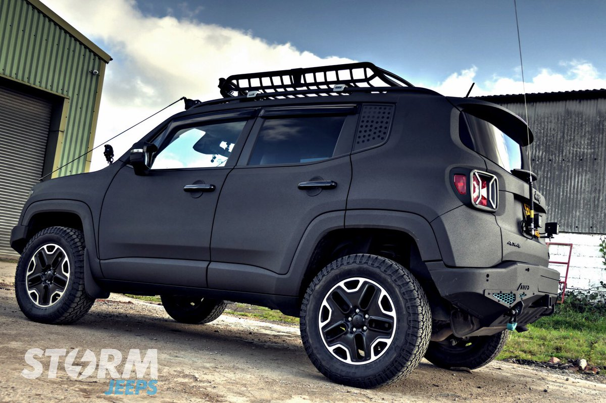 Jeep Renegade Lifted >> Storm Jeeps On Twitter Renegade Trailhawk With Avid 2