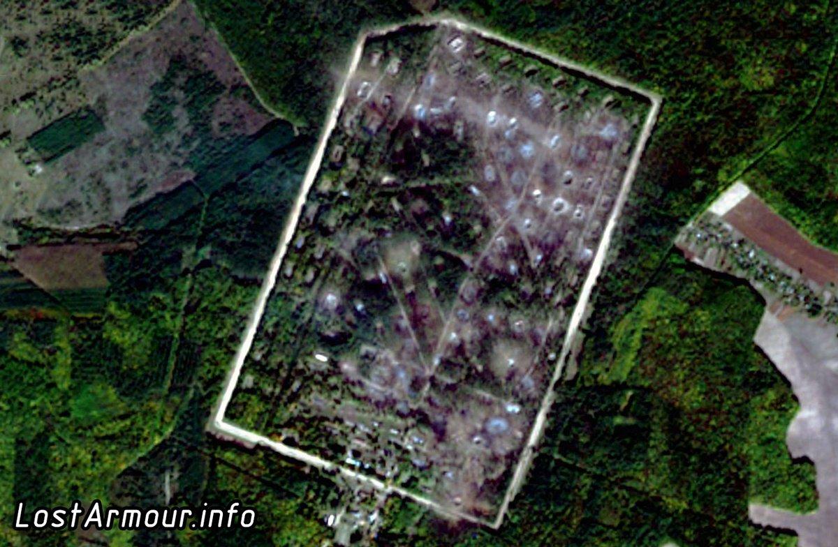 Номенклатура боеприпасов на складах ВСУ в Ичне