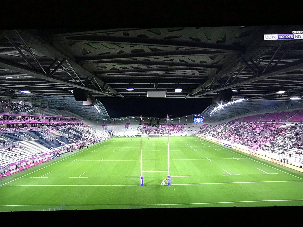 Le rugby à Paris,coupe d'Europe un samedi soir #SFParis Simple constat  - FestivalFocus