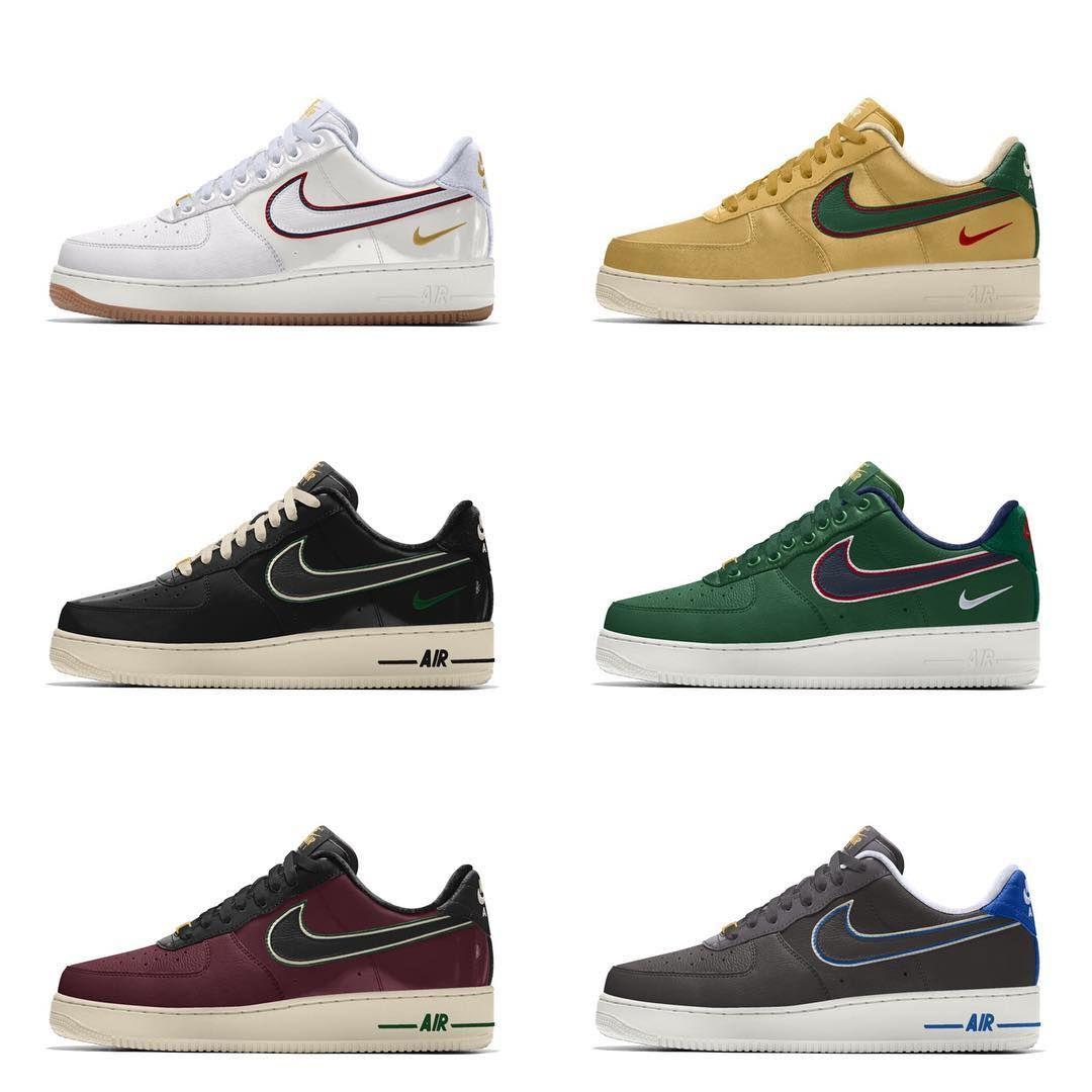 Nigel Sylvester x Nike Air Force