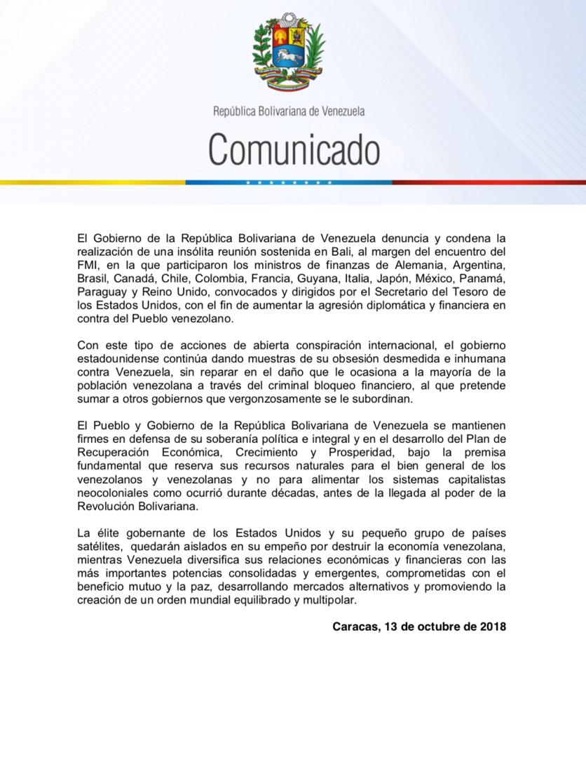 Dictadura de Nicolas Maduro - Página 14 DpapZd5W0AEf8Jw