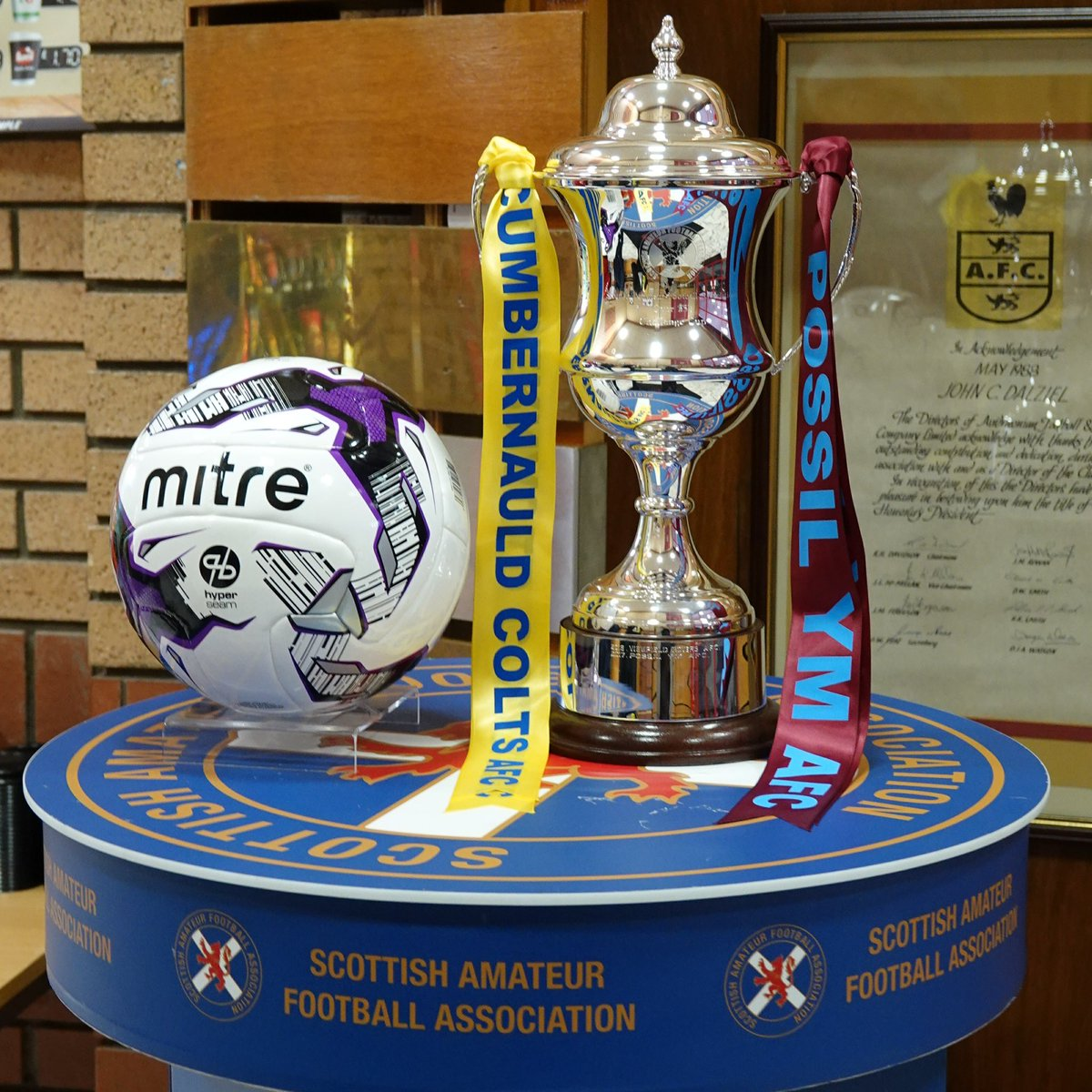 Scottish amateur football assosiation