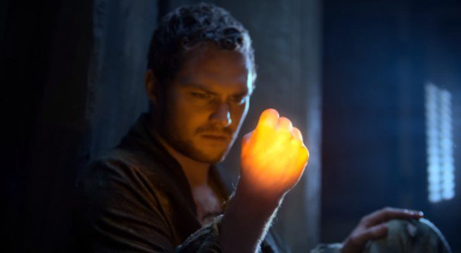 Expect to see #IronFist appear in a future #Marvel Photo