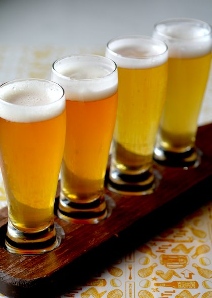 Life and beer are very similar...chill for best results. #Chicken+Beer #BeerFlights