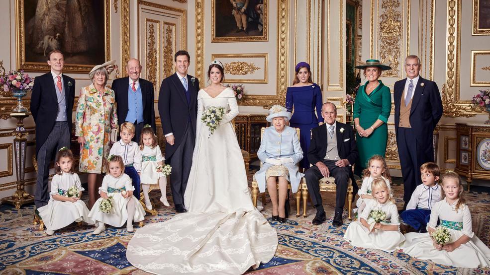 UK fans flocked to TV to watch #PrincessEugenie 's wedding: https://t.co/vgzdoE5wgO