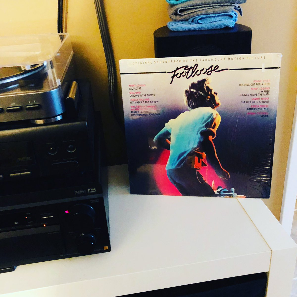 Brians Vinyl On Twitter A Solid Soundtrack Album Footloose