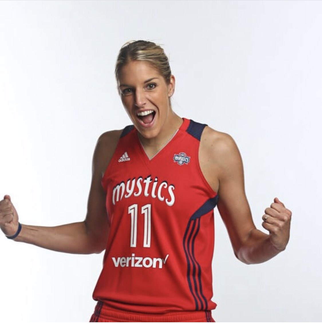 "58726ca81 ""There s nobody who talks to you more in a day than yourself!"" Elena Delle  Donne (HBO The Shop)  washingtonmystics  elenadelledonne  womenempowerment   women ..."
