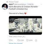 #Benzema Twitter Photo