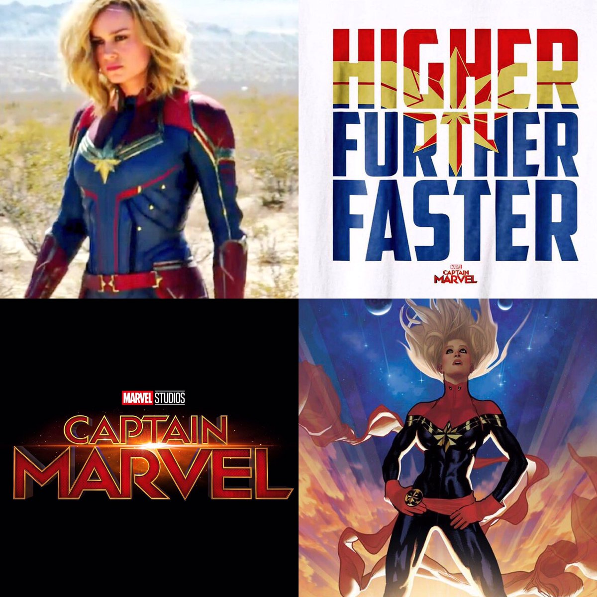 """✵ captain marvel news ✵ on twitter: """"from the pages of @marvel"""
