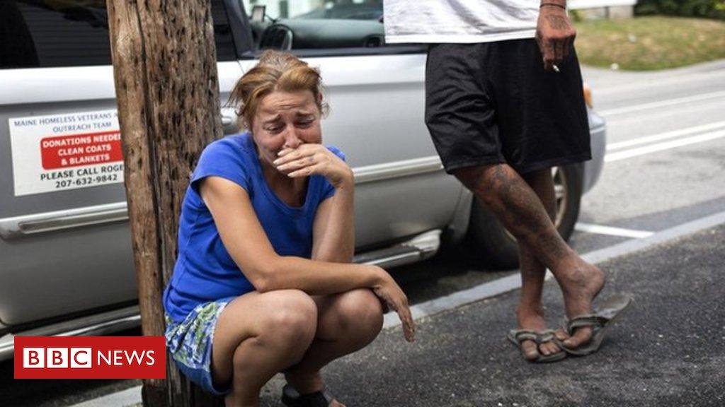 Aumento do número de sem-teto nos EUA é 'bomba-relógio' https://t.co/wlPr9wrirF