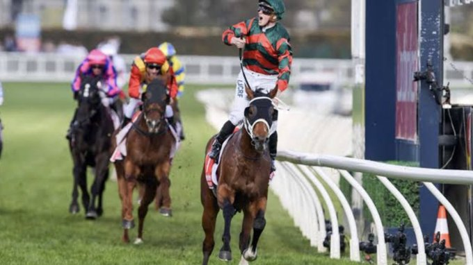 Following another Group 1 victory star jockey @mcacajamez has a good book of rides on Caulfield Cup Day. Tristarc Stakes - Invincible Gem Alinghi Stakes - Soothing Coongy Cup - Best Of Days Moonga Stakes - Mr Sneaky Ethereal Stakes - Rubira Caulfield Cup 🏆 TBC Photo