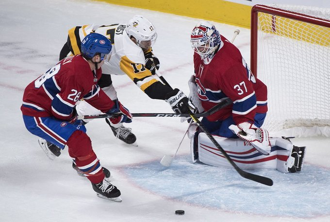 Le Canadien défait les Penguins en fusillade Photo
