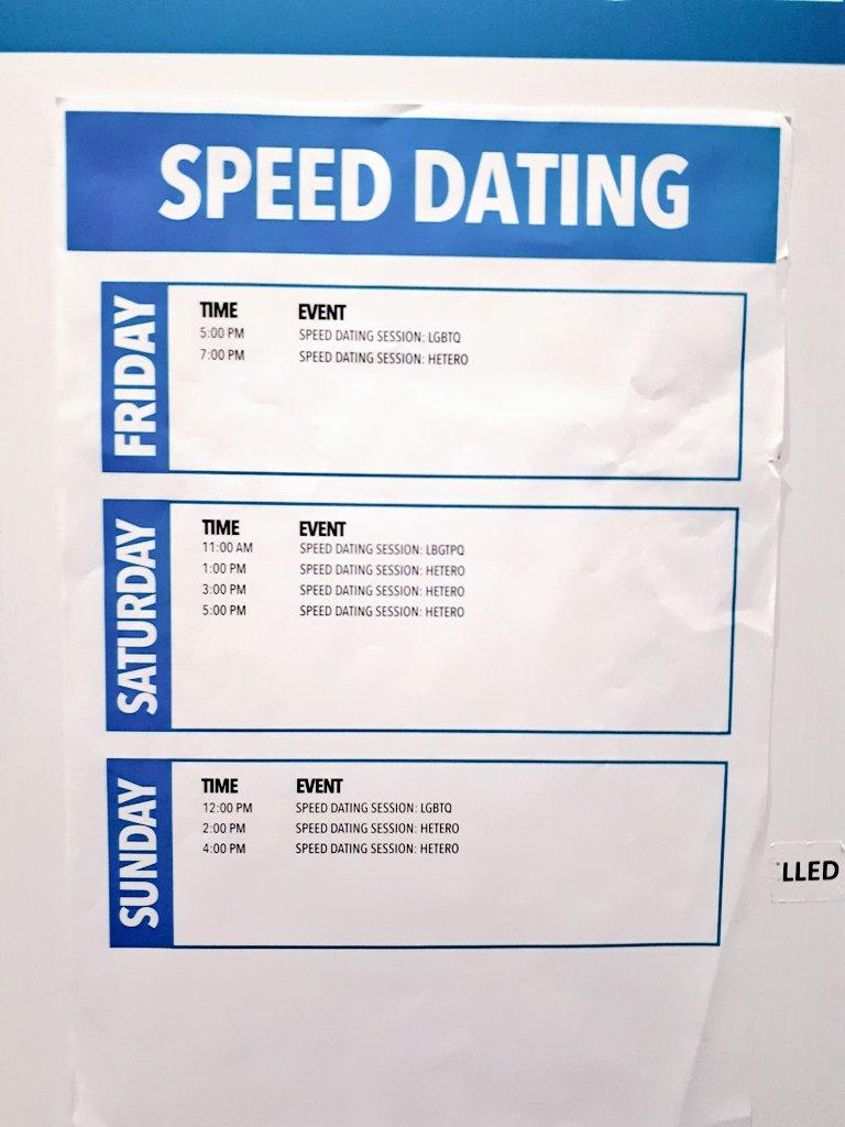 bi speed dating