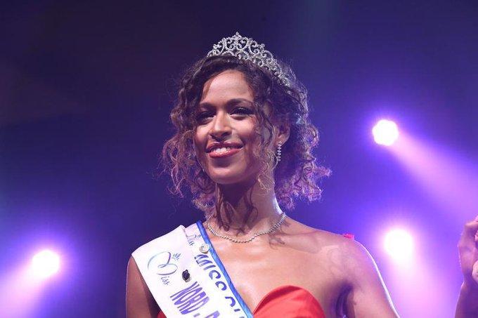 Annabelle Varane, Miss Dunkerquois, élue Miss Nord-Pas-de-Calais Photo