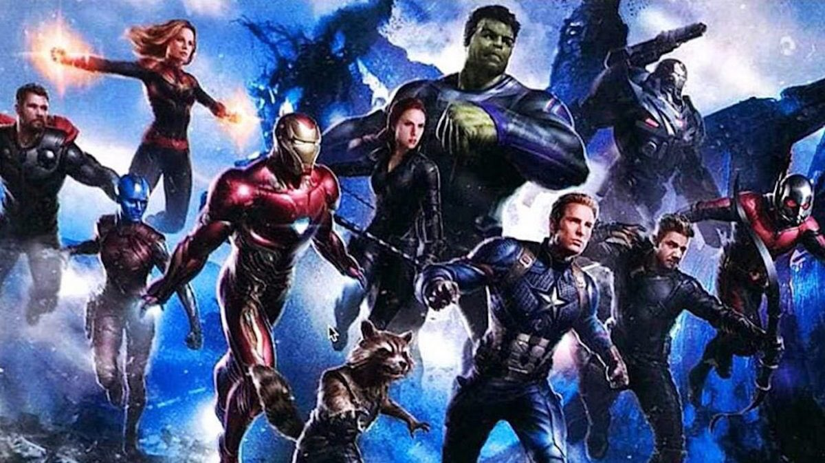 2019 is going to be crazy year for movies  - Captain Marvel - Joker - Aladdin - Avengers 4 - The Lion King  - Wonder Woman 1984 - Spider-Man: Far From Home - Frozen 2 - Toy Story 4  - &amp; of course, Star Wars Episode IX to top it all off <br>http://pic.twitter.com/LkYwCmu4XG