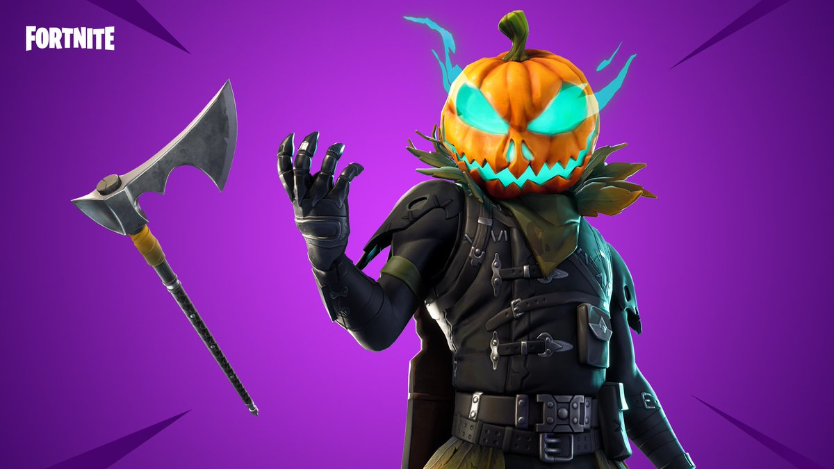 Fortnite S Tweet All Tricks No Treats The New Hollowhead