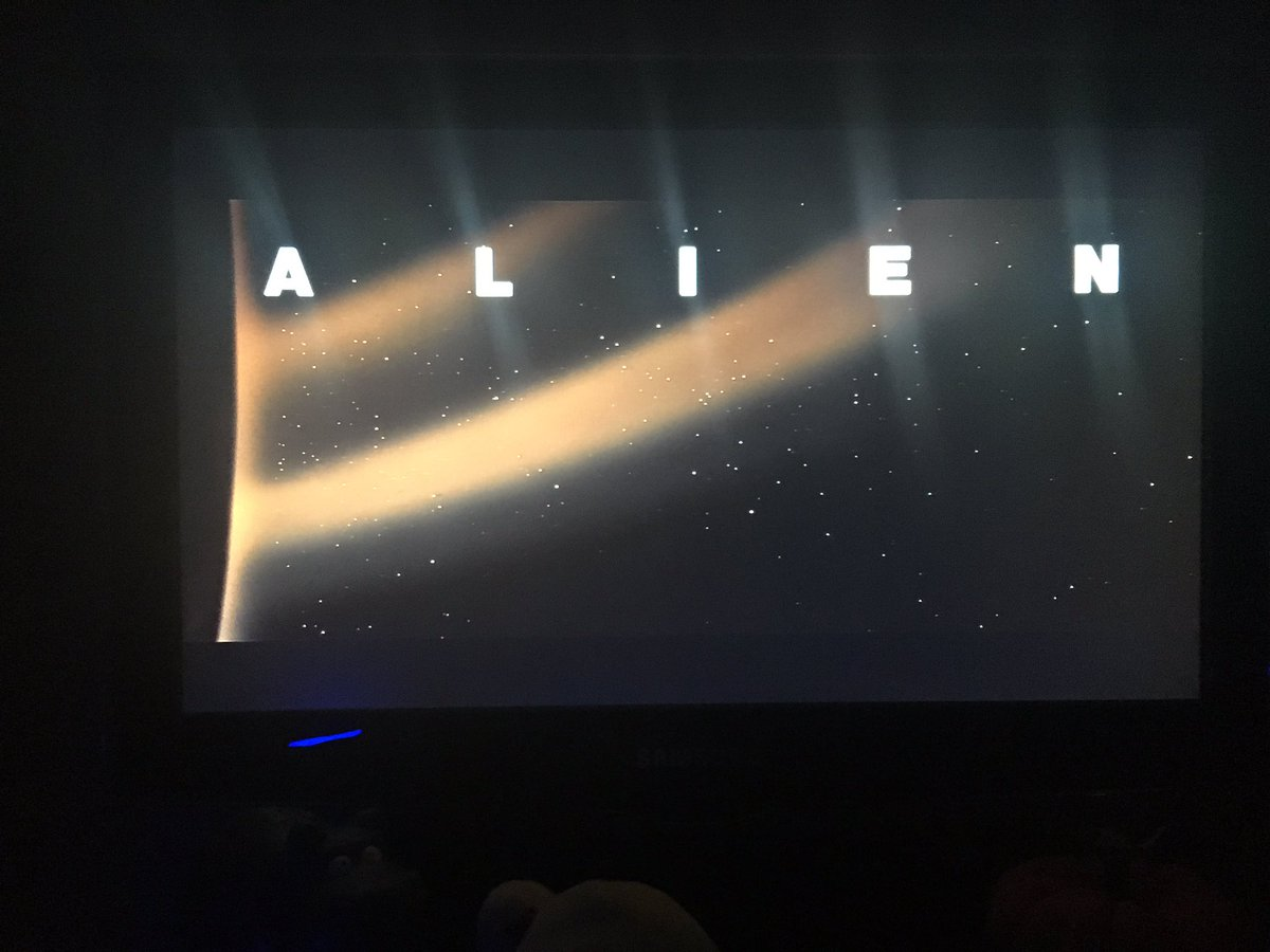 Watching Alien for the First Time