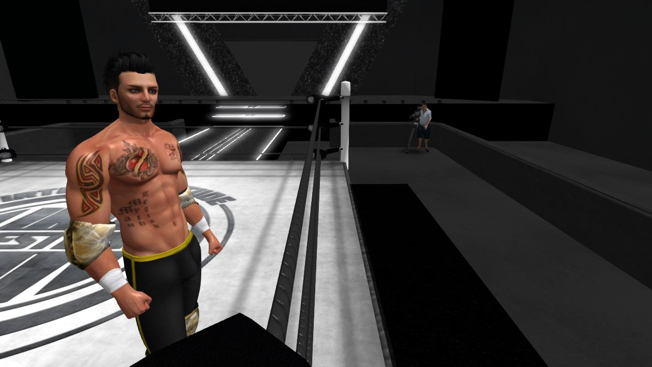 Jay Alexander Frost faced Nick Casavantes in VAW ELITE