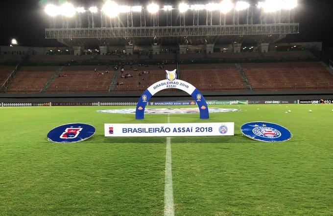 BAHIA x PARANÁ 🏆 Campeonato Brasileiro - Série A ⏰ 21:00 🏟 Estádio Pituaçu 📺 Premiere Foto
