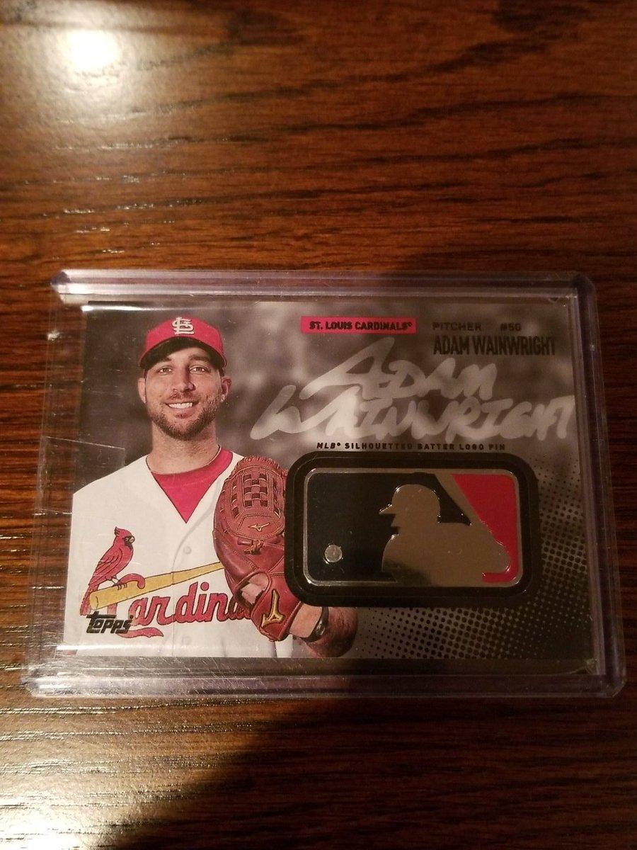 Adam Wainwright  $4 <br>http://pic.twitter.com/JoCrZz6EIv