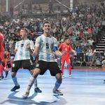 Argentina - Brasil Twitter Photo