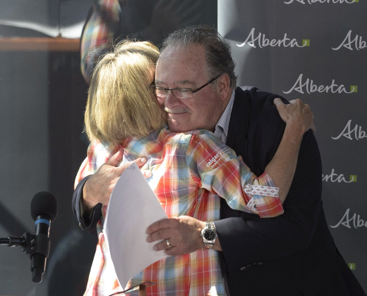 Happy Birthday @bmasonNDP! Weve put up with a lot from each other and I wouldnt have it any other way. Weve come so far over these last few years and I owe so much to your mentorship and friendship. #ableg #abndp