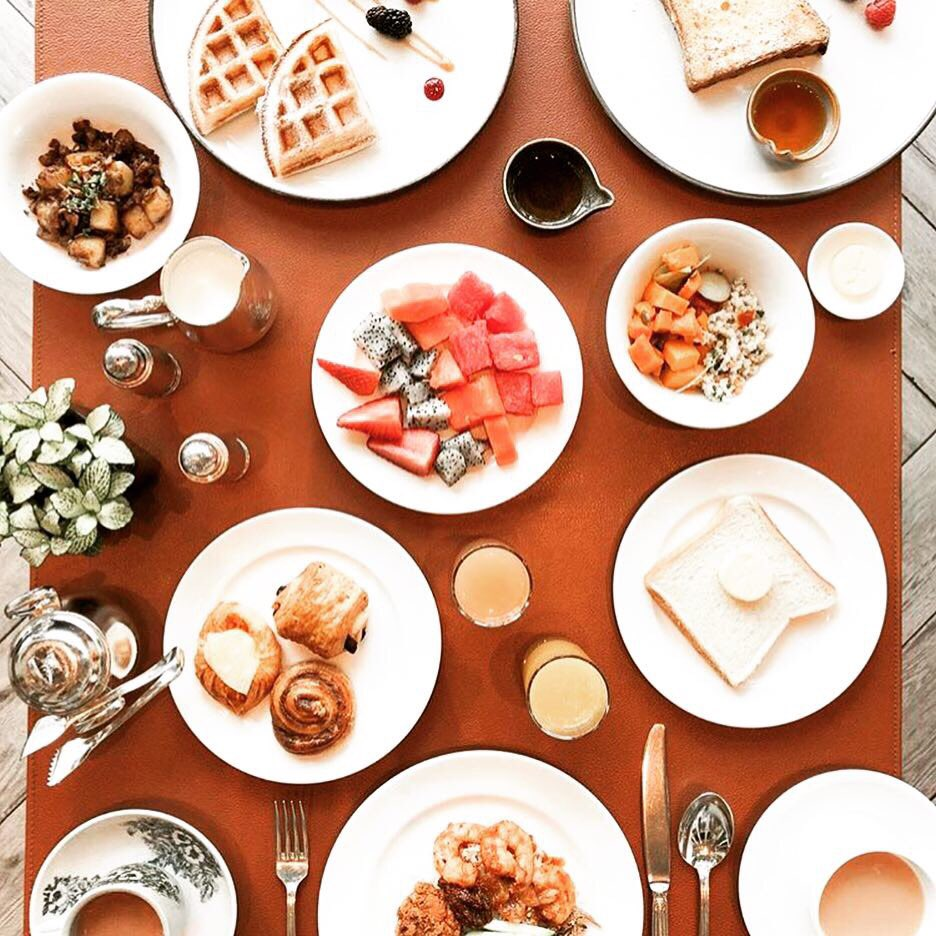 The Fullerton Bay Hotel On Twitter Theres No Better Way To Start The Day Than With This Breakfastgoal Fullertonbayhotel Fullertonexperience