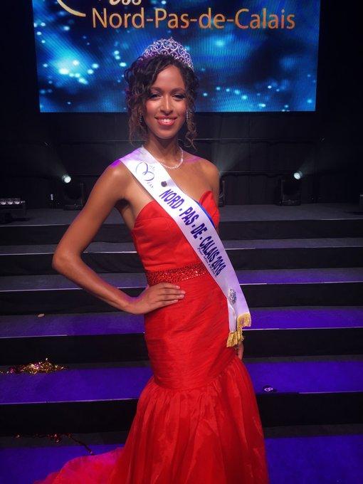 Félicitations à Annabelle Varane élue Miss Nord-Pas-de-Calais pour #MissFrance2019 Photo