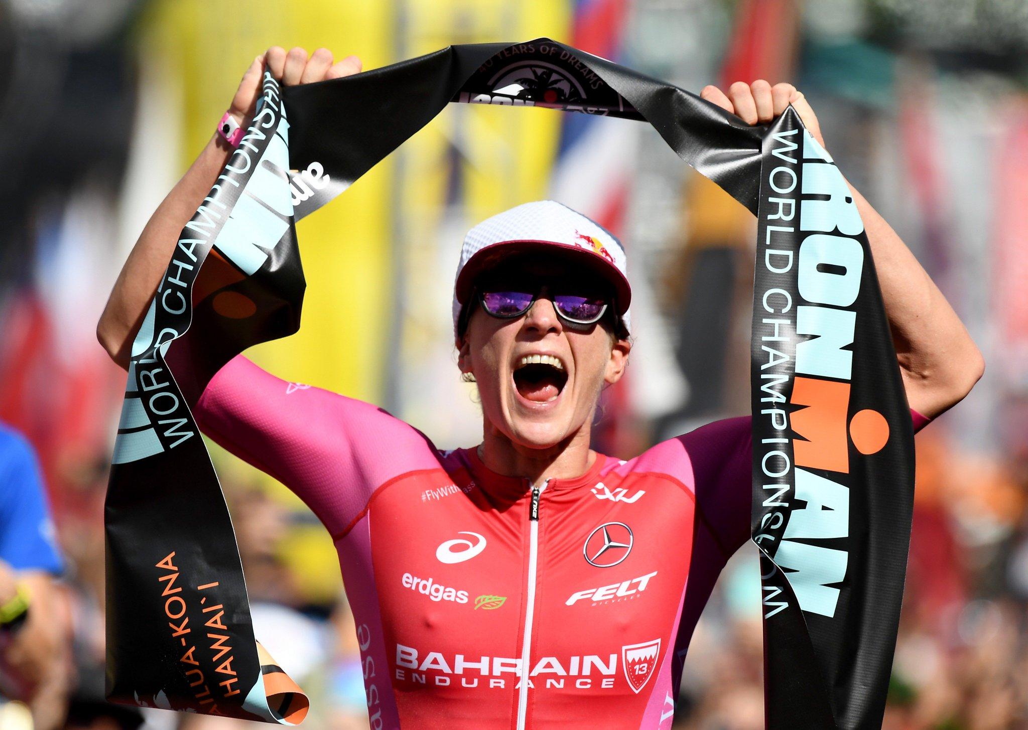 Ironman World Championship Womens