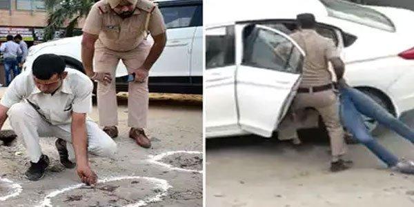 गुरुग्राम गोलीकांड: जज की पत्नी और बेटे को गनर ने मारी थी गोली, इलाज के दौरान दोनों की मौत via @NavbharatTimes #Gurugram Photo