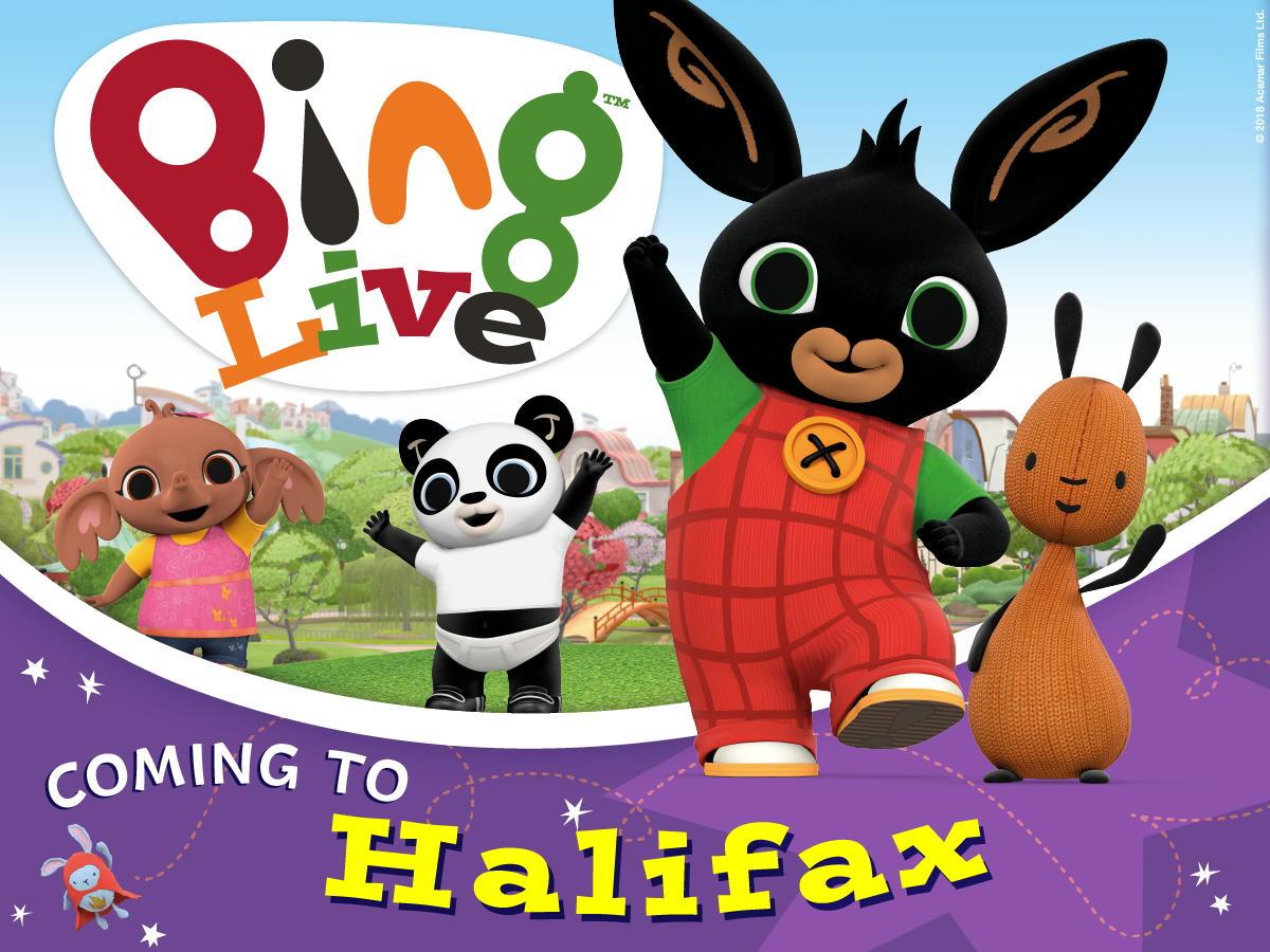 Bing coco. Victoria theatre hx on