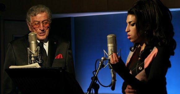 Amy WineHouse and Tony Bennett 'Body and Soul' #MusicVideo #Unbreakable #DianaMarySharpton https://t.co/uCAs2LWNFp