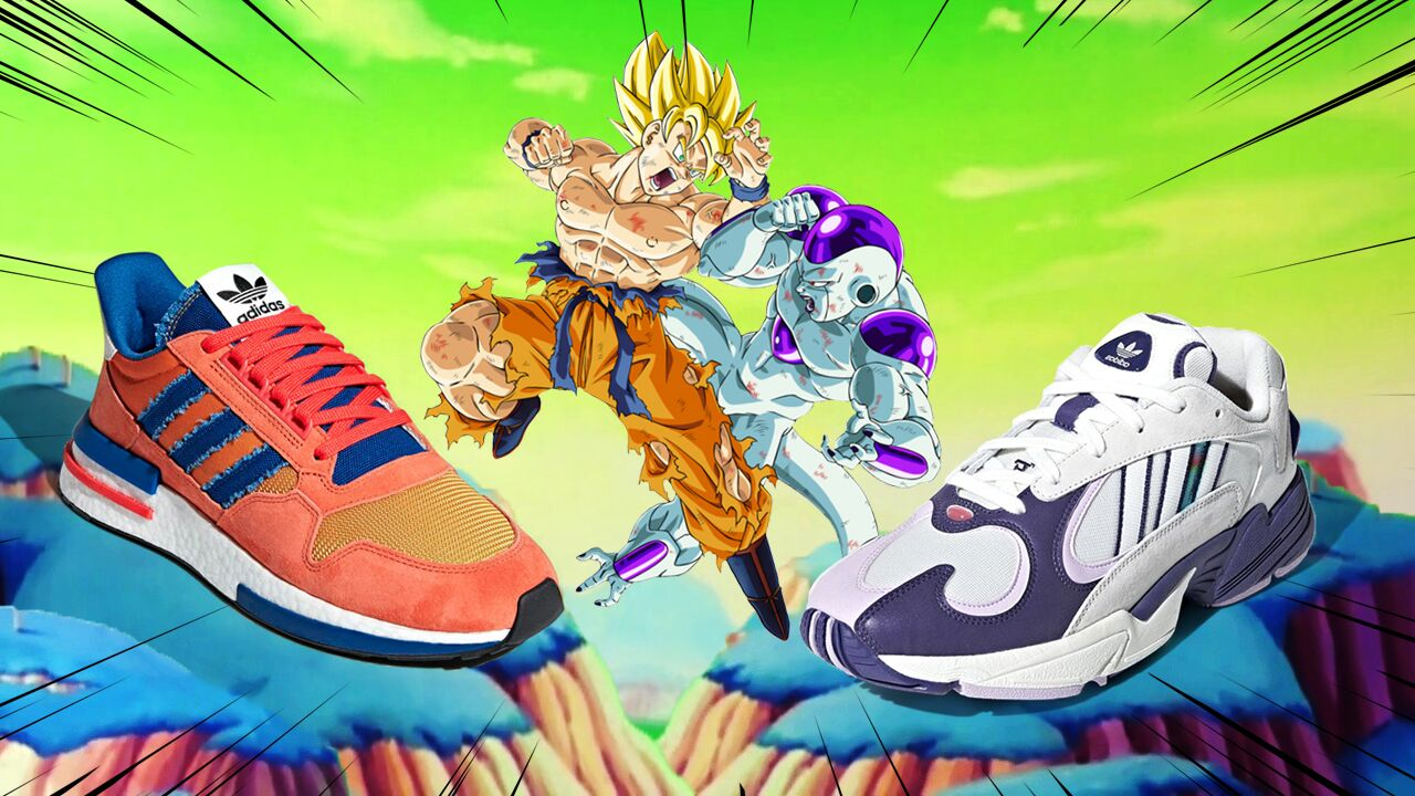 Adidas and Dragon Ball collaborated in creating 7 awesome, limited edition shoes.  https://t.co/tC3TonOsng https://t.co/POrHocKyB0