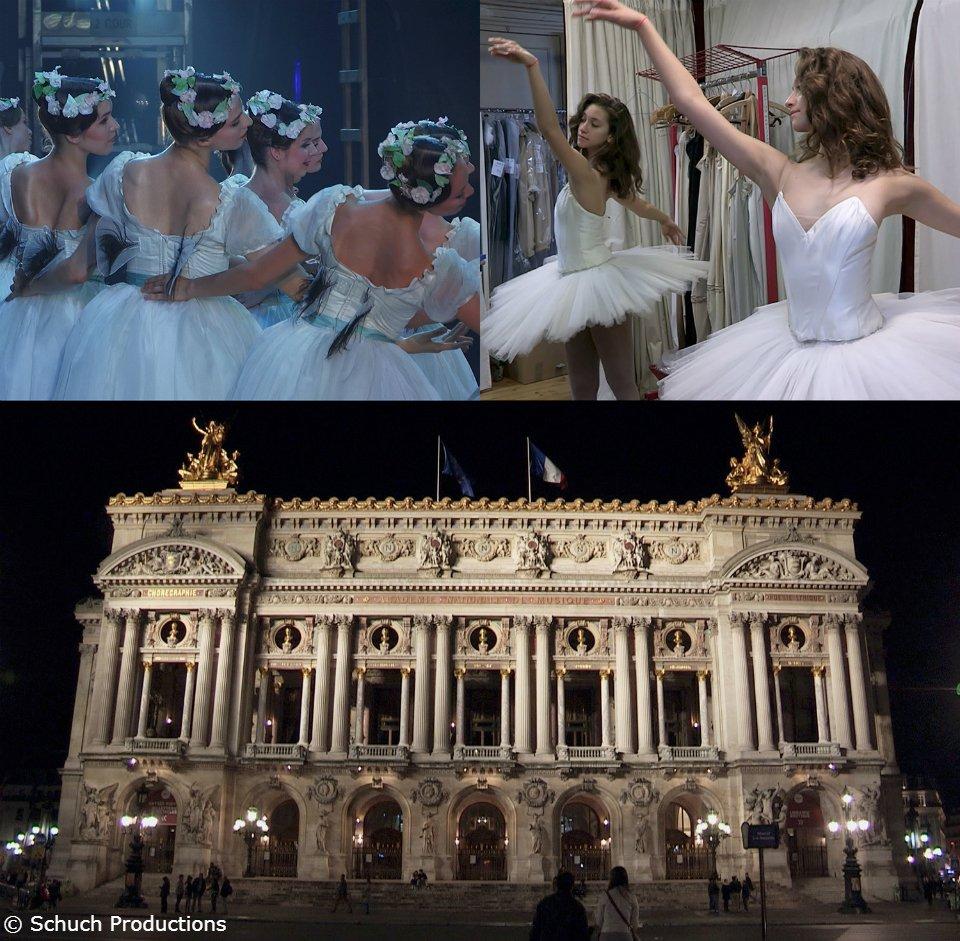 \今夜放送!/ 『明日のエトワール。2 ~5年後のパリ・オペラ座バレエ学校~』 第3~5回を、本日1