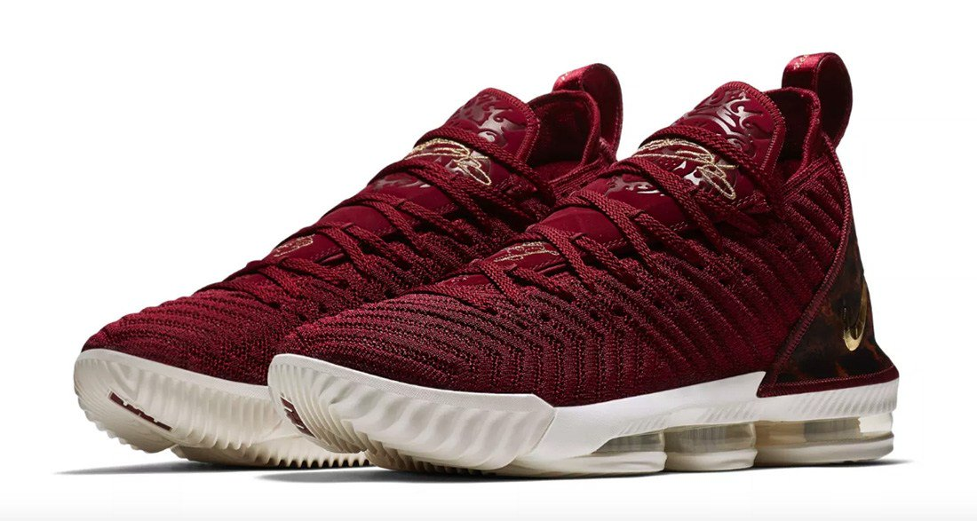 e7edde570338 kingjames could be kicking off the nba season in this king nike lebron 16 .