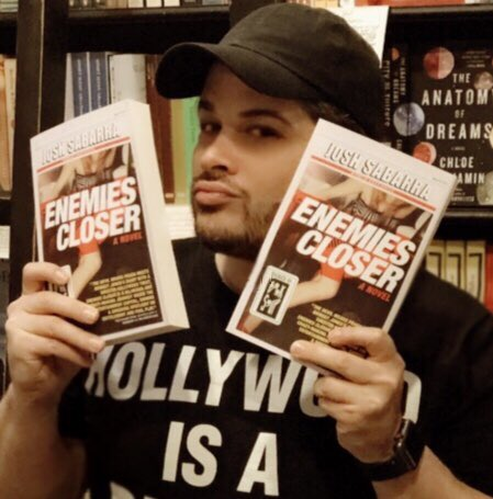 test Twitter Media - I signed new copies of #EnemiesCloser @BookSoup. Get one this #weekend! #JoshSabarra #Sunday #WeHo #books #reading #readingtime #author #novel #bookclub #bookstore #goodreads #entertainment #movies #television #TV #film #fall #LA #LosAngeles #Hollywood #celebrities #LGBTQ https://t.co/uFhBwVD8vw