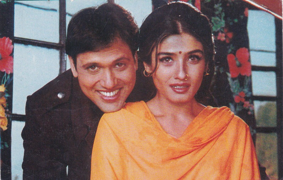 Movies N Memories On Twitter Govinda And Raveena Tandon In This