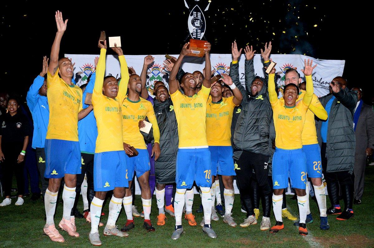 You 2018 Mangosuthu Legacy Cup Champions!